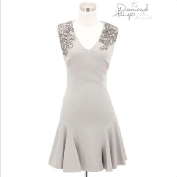 531b53da785 Karen Millen Dresses | F1 Designer Dress Size 4 Small S Gray | Poshmark